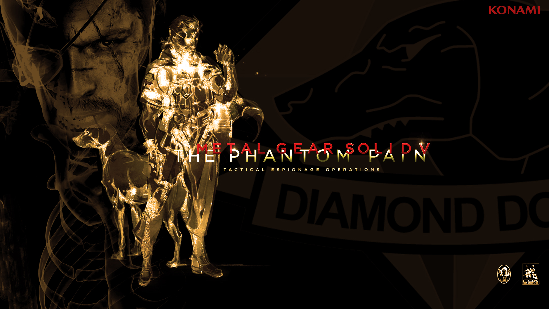 Free Download Metal Gear Solid 5 Wallpaper By Shagohod88