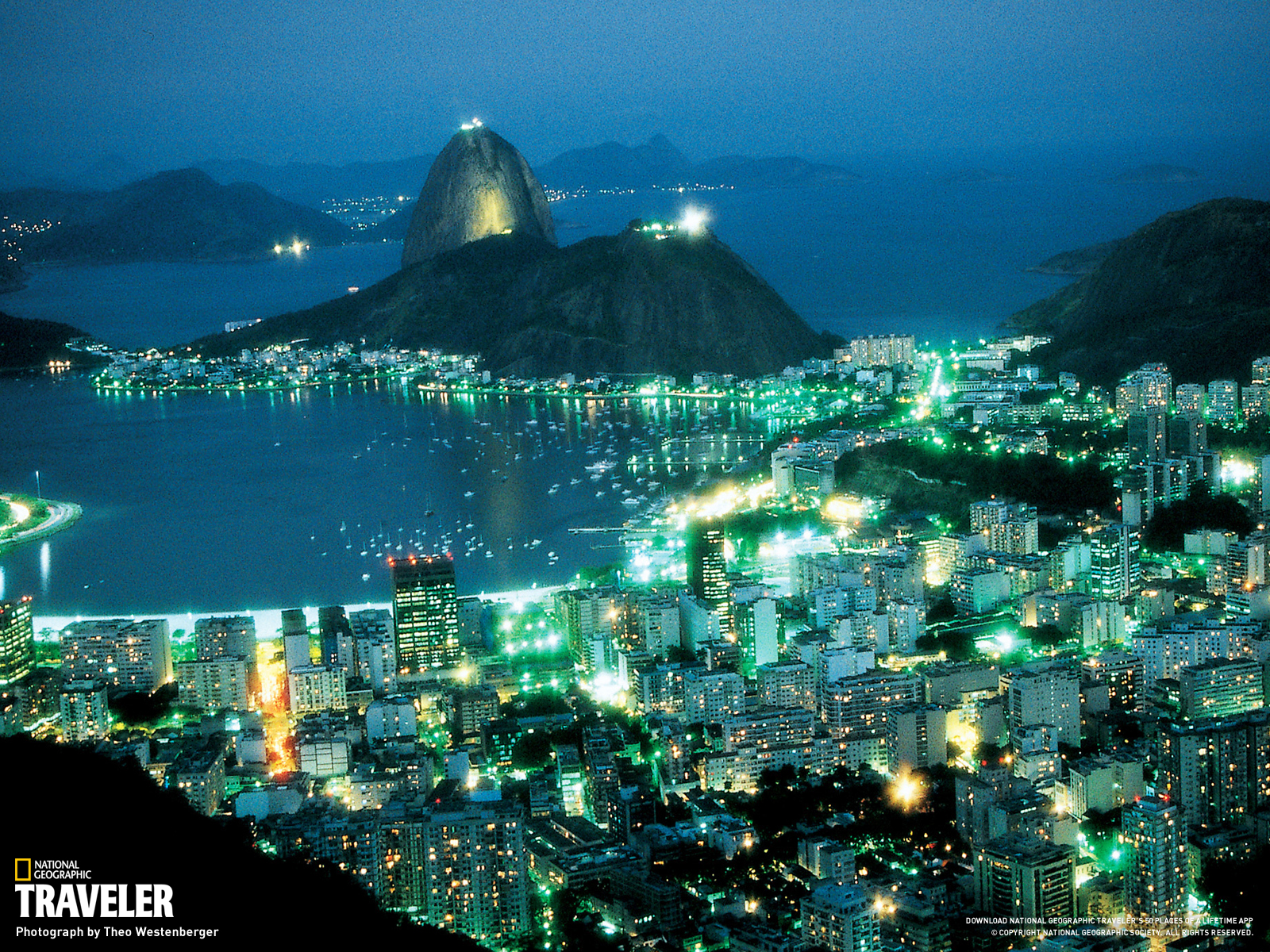 New Rio de Janeiro background Cities wallpapers 1600x1200