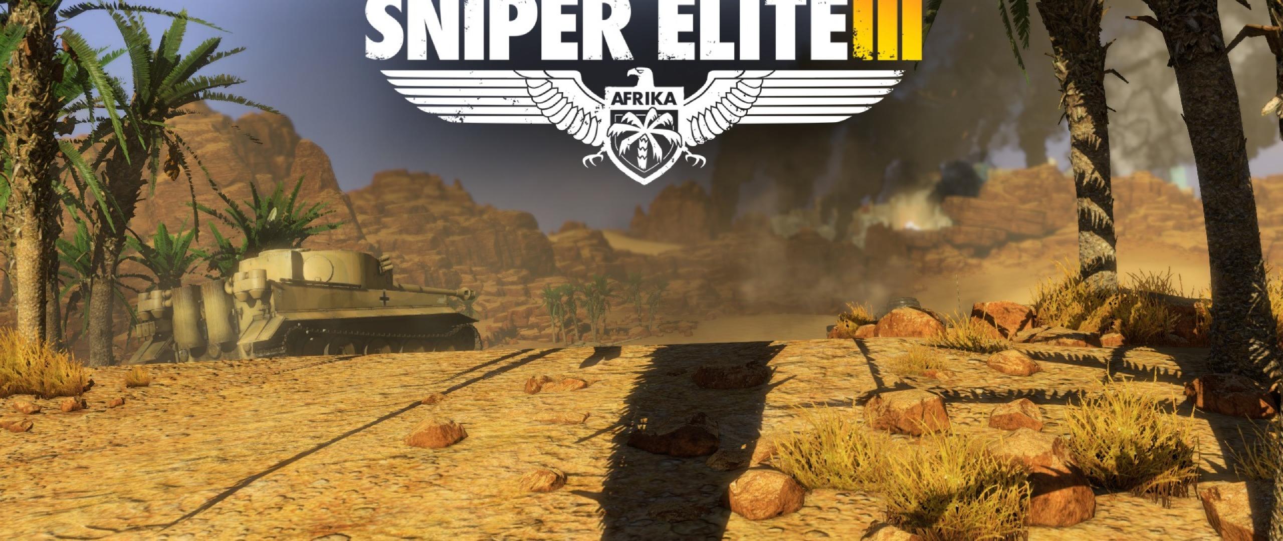 2560x1080 sniper elite iii sniper elite 3 charles fairbairn 2560x1080