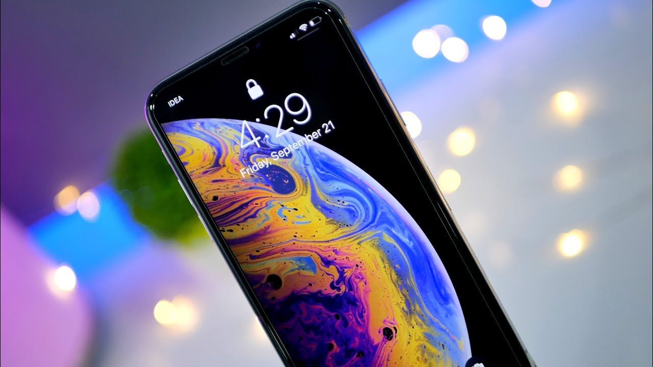 Get iPhone XS XS Max Live Wallpapers On Any iPhone 1280x720