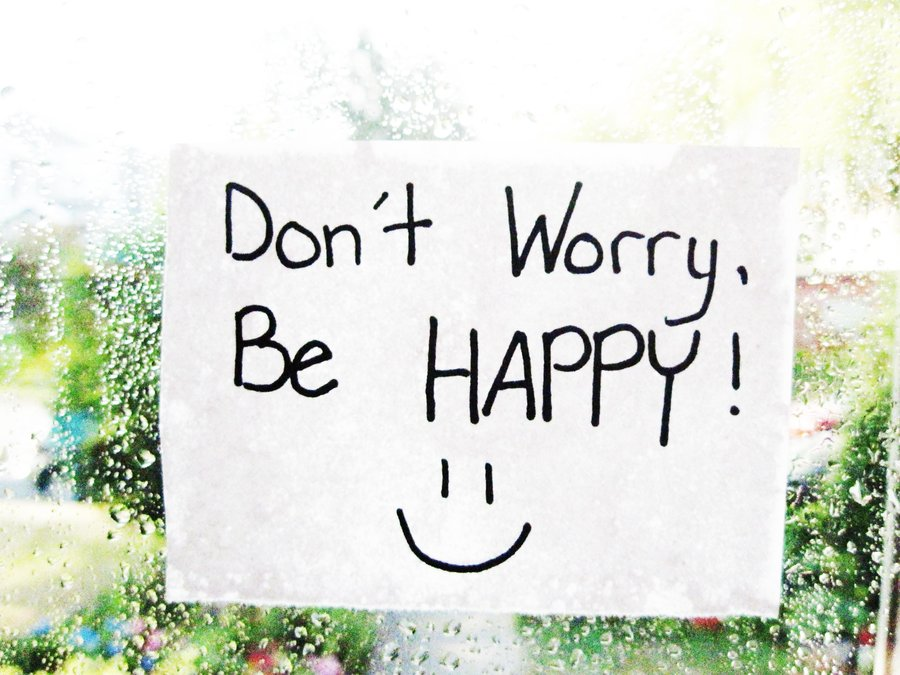 Dont worry Be happy by skarpiagirl 900x675