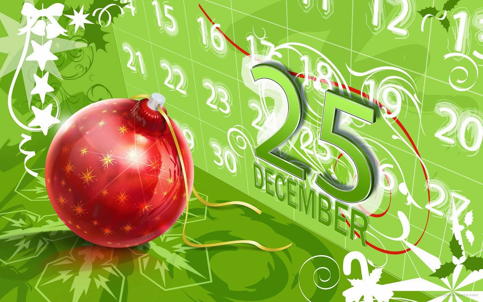 Xmas Countdown   Christmas Countdown   HD Wallpapers Blog 1600x1000