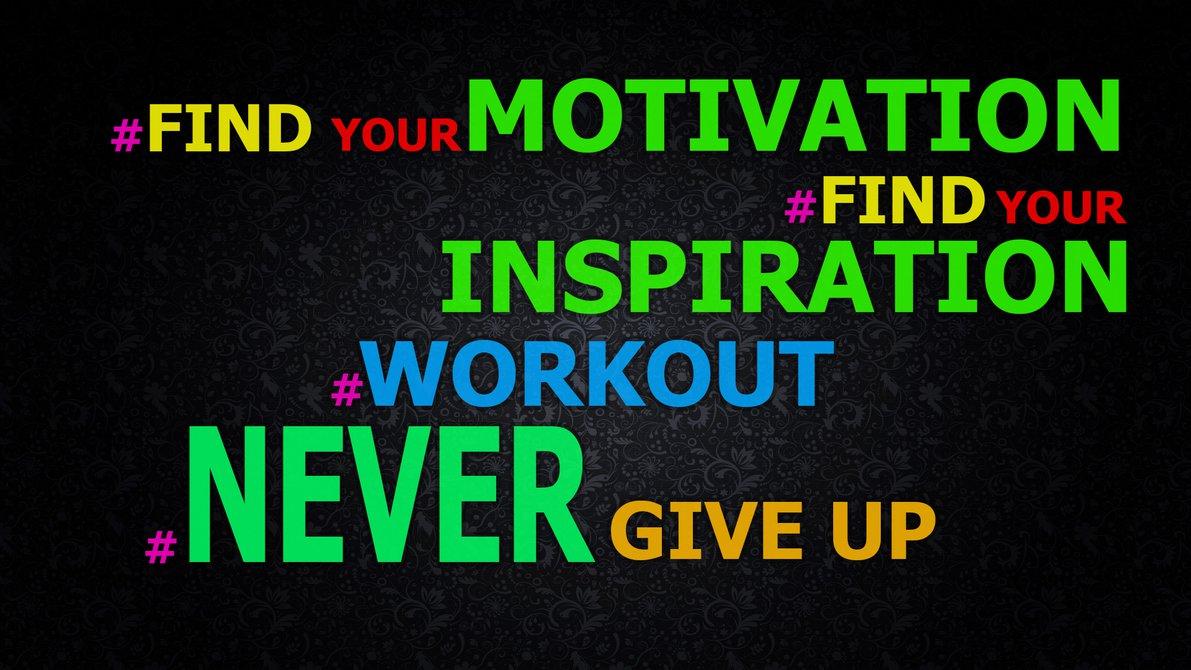 Workout motivation wallpaper by xarocx 1191x670