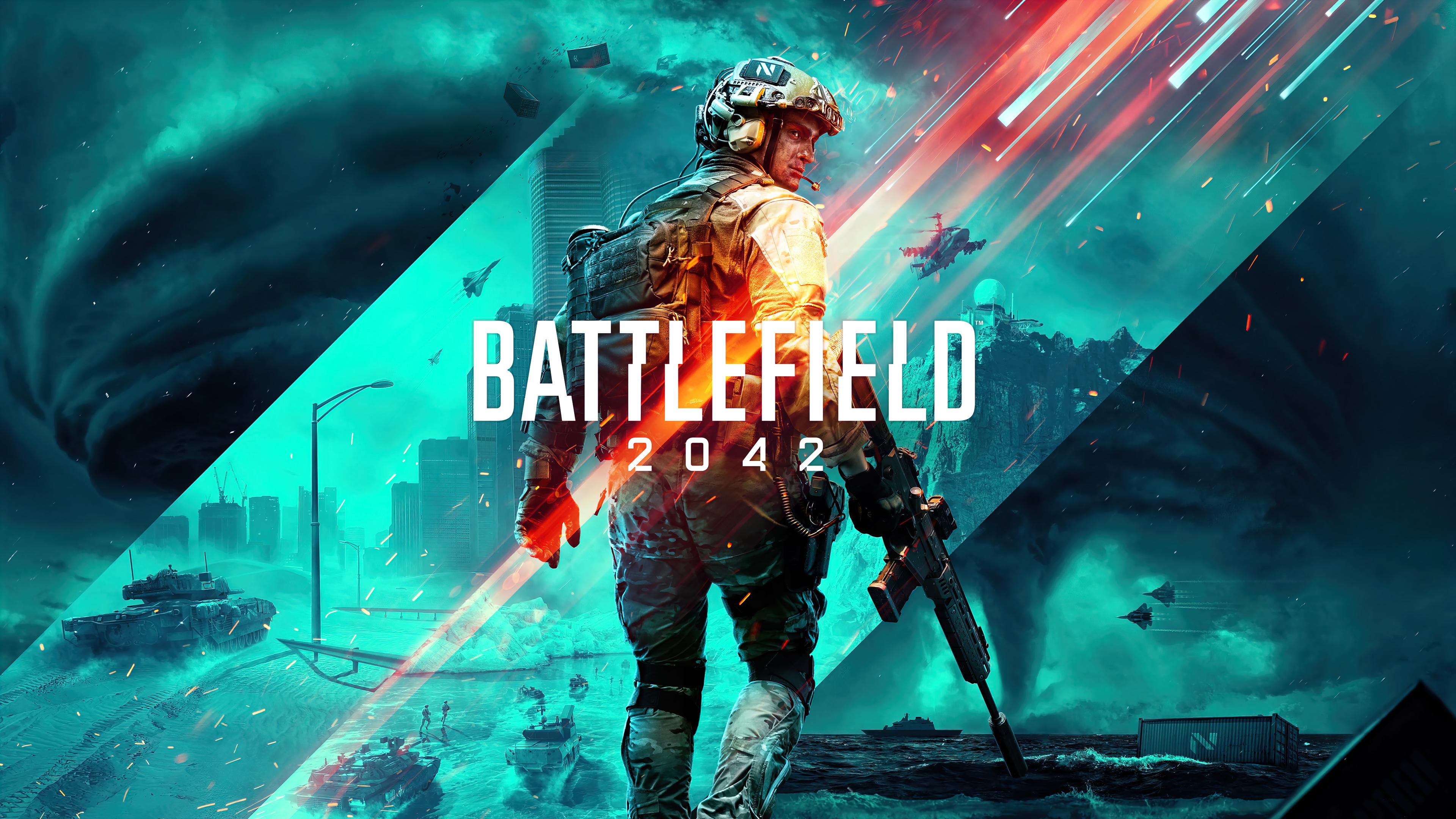 Battlefield 2042 4K Phone iPhone Wallpaper 4611a 3840x2160