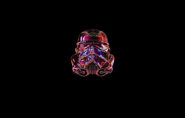 stormtrooper helmets widescreen wallpaper - photo #29