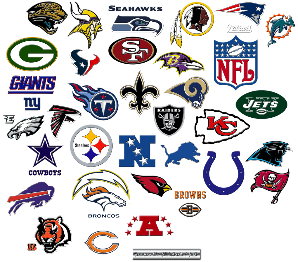 All NFL Teams Wallpaper