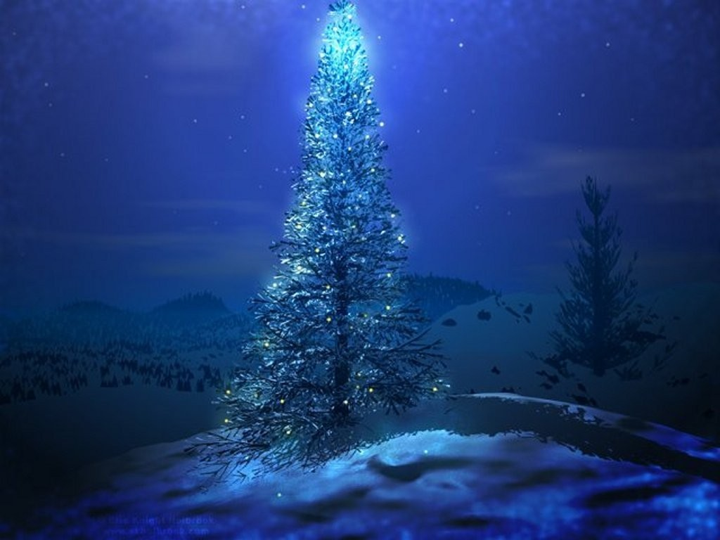3d Christmas Wallpaper Wallpapers9 1024x768