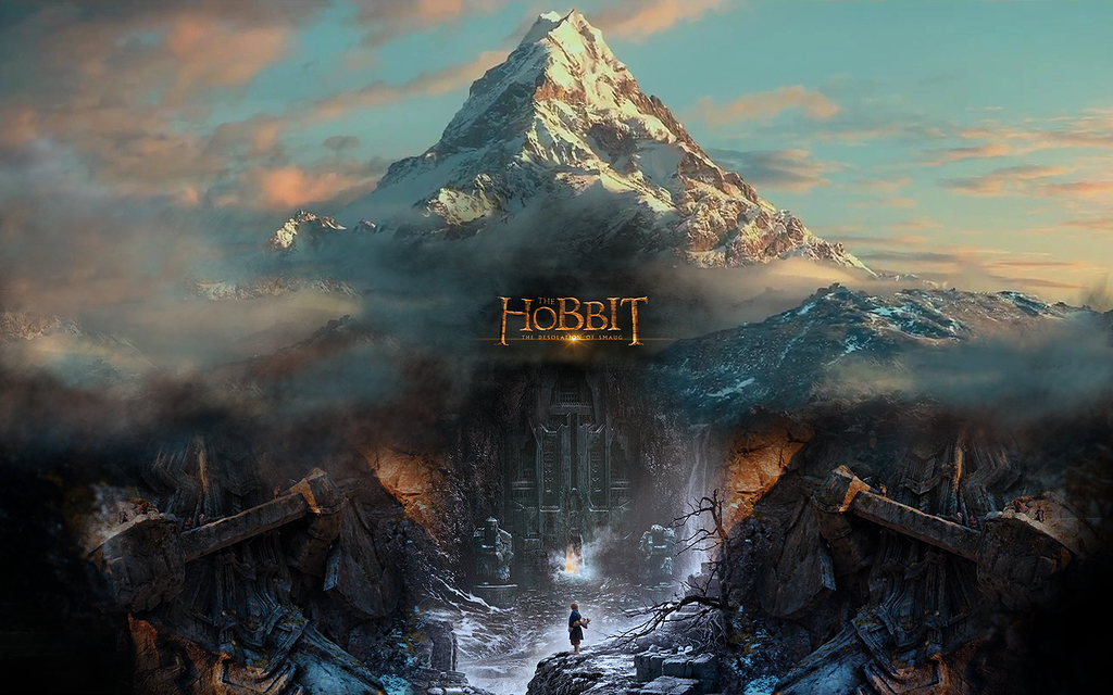 the hobbit the desolation of smaug hd wallpapers best desktop 1024x640