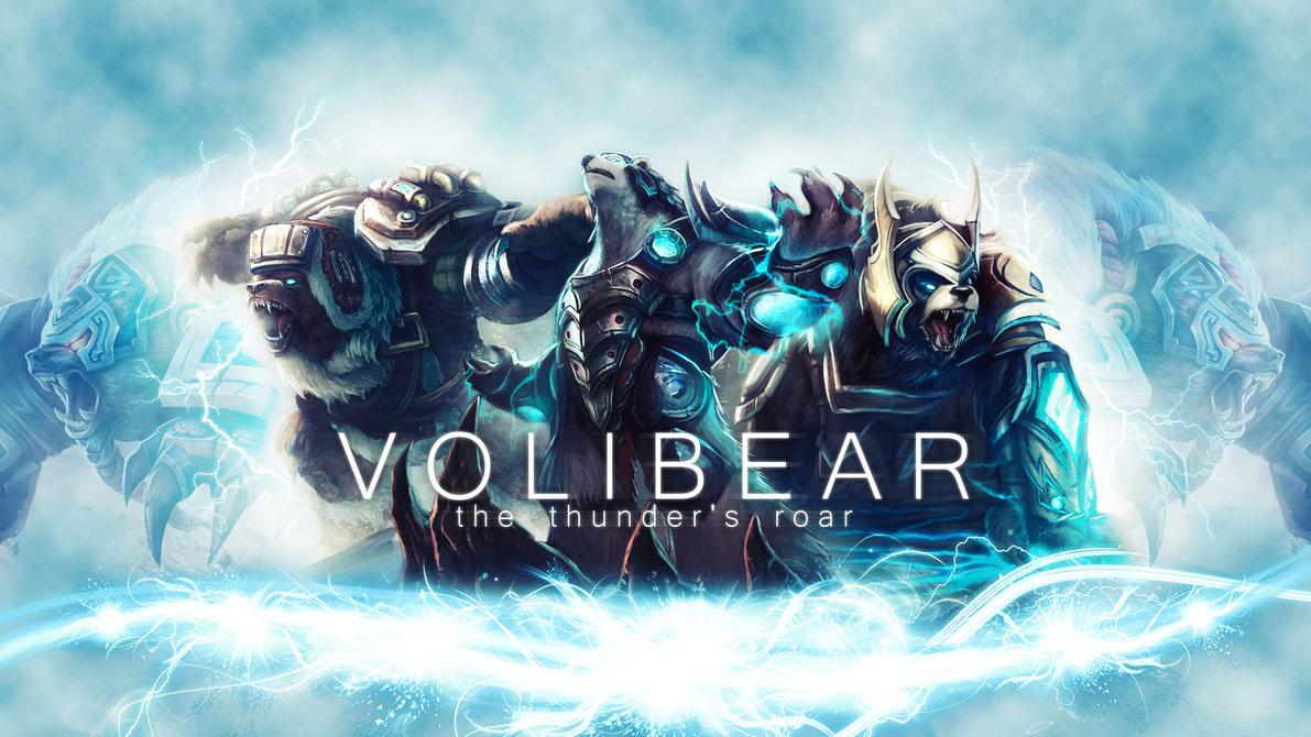 League of Legends Volibear Wallpaper [1920x1080] by Arilzu on 1191x670