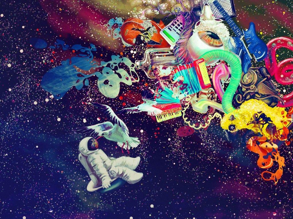 Crazy Trippy Wallpaper - WallpaperSafari