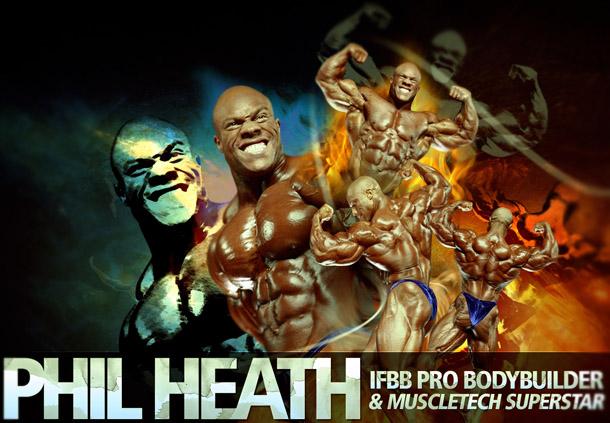 Mr Olympia Phillip Heath New Wallpaper 2012 01 NSG FITNESS dietas 610x423