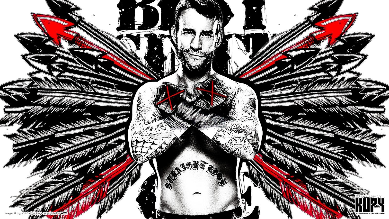 78 cm punk logo wallpaper on wallpapersafari - Cm punk logo images ...