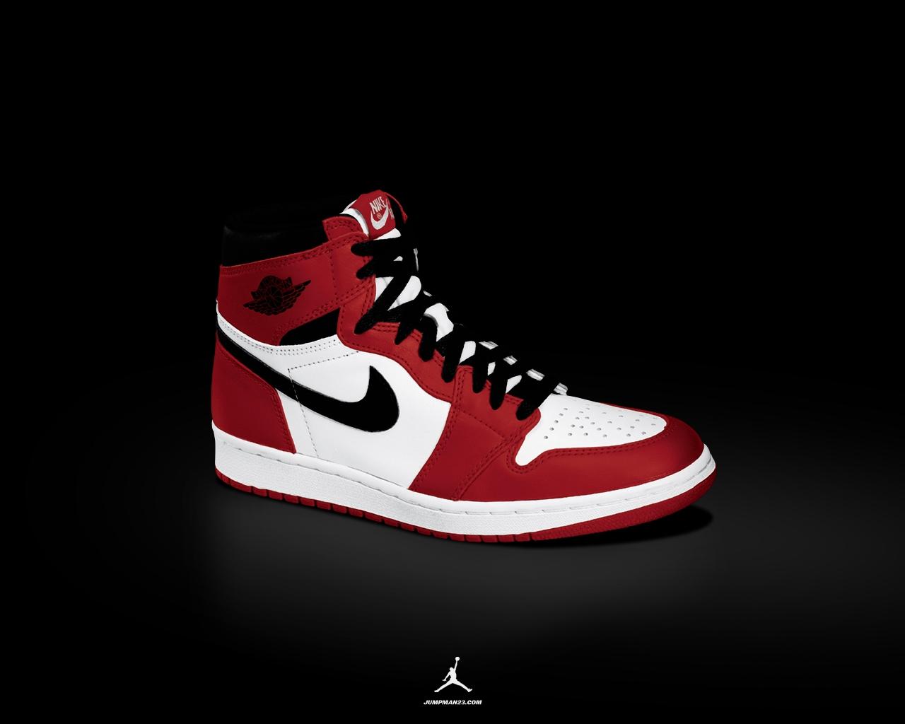 34 HD Air Jordan Logo Wallpapers For Download 1280x1024
