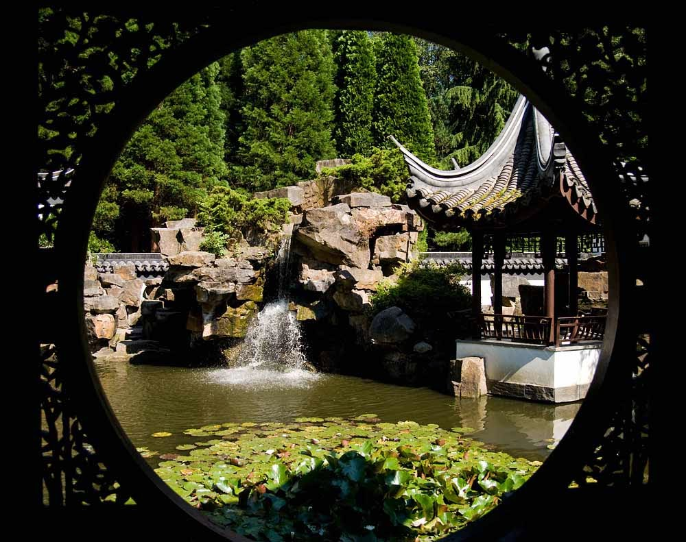 HD Wallpapers Chinese Garden Wallpapers 1000x791