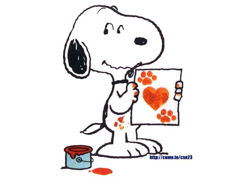 snoopy triste Colouring Pages page 3 800x600