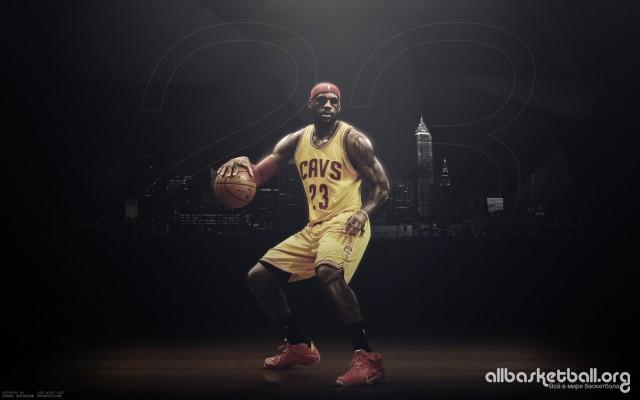LeBron James Cleveland 2015 Wallpaper 2000x1250 640x400