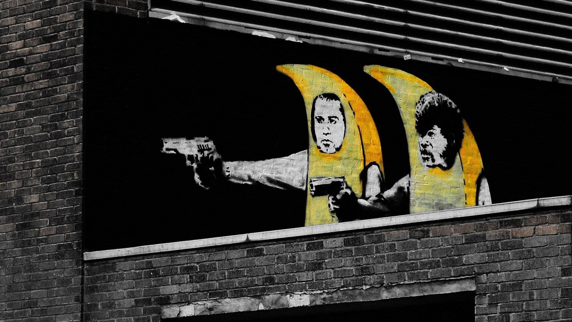 Banksy Hd Wallpaper: Banksy Hd Wallpaper