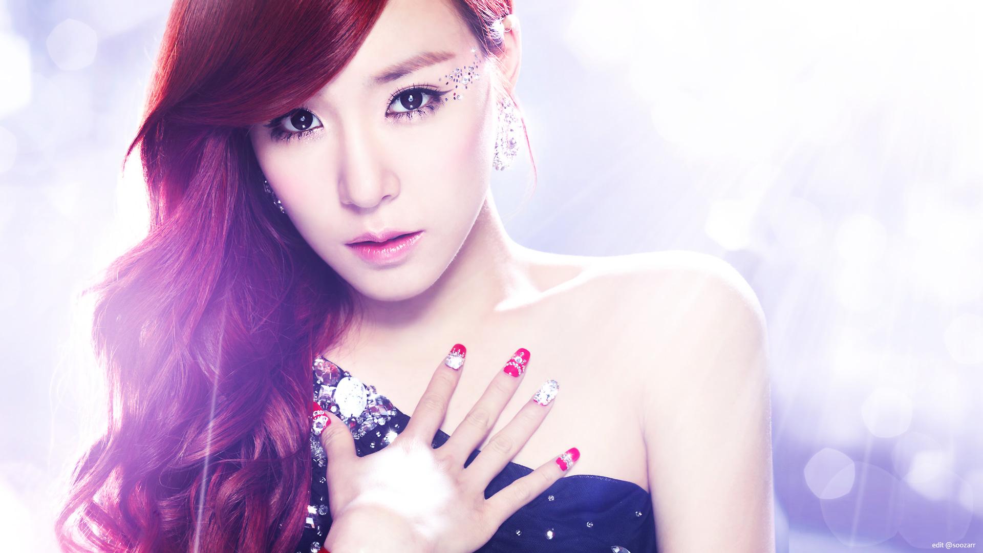 [250812] Wallpaper Girls Generation Tiffany Yoona 1920x1080