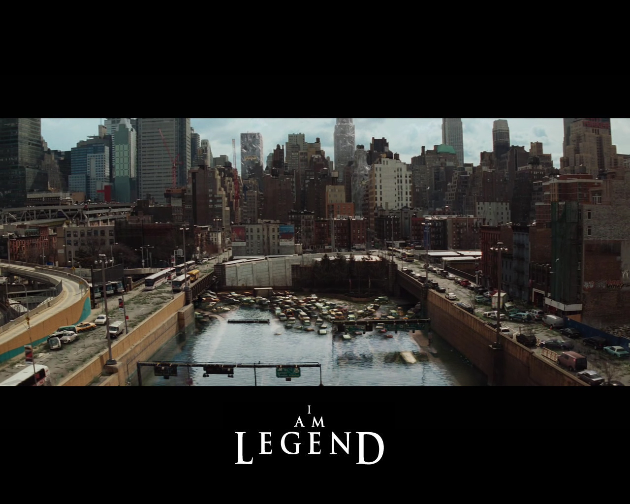 Windows Vista Wallpaper I Am Legend Wallpaper 1280x1024
