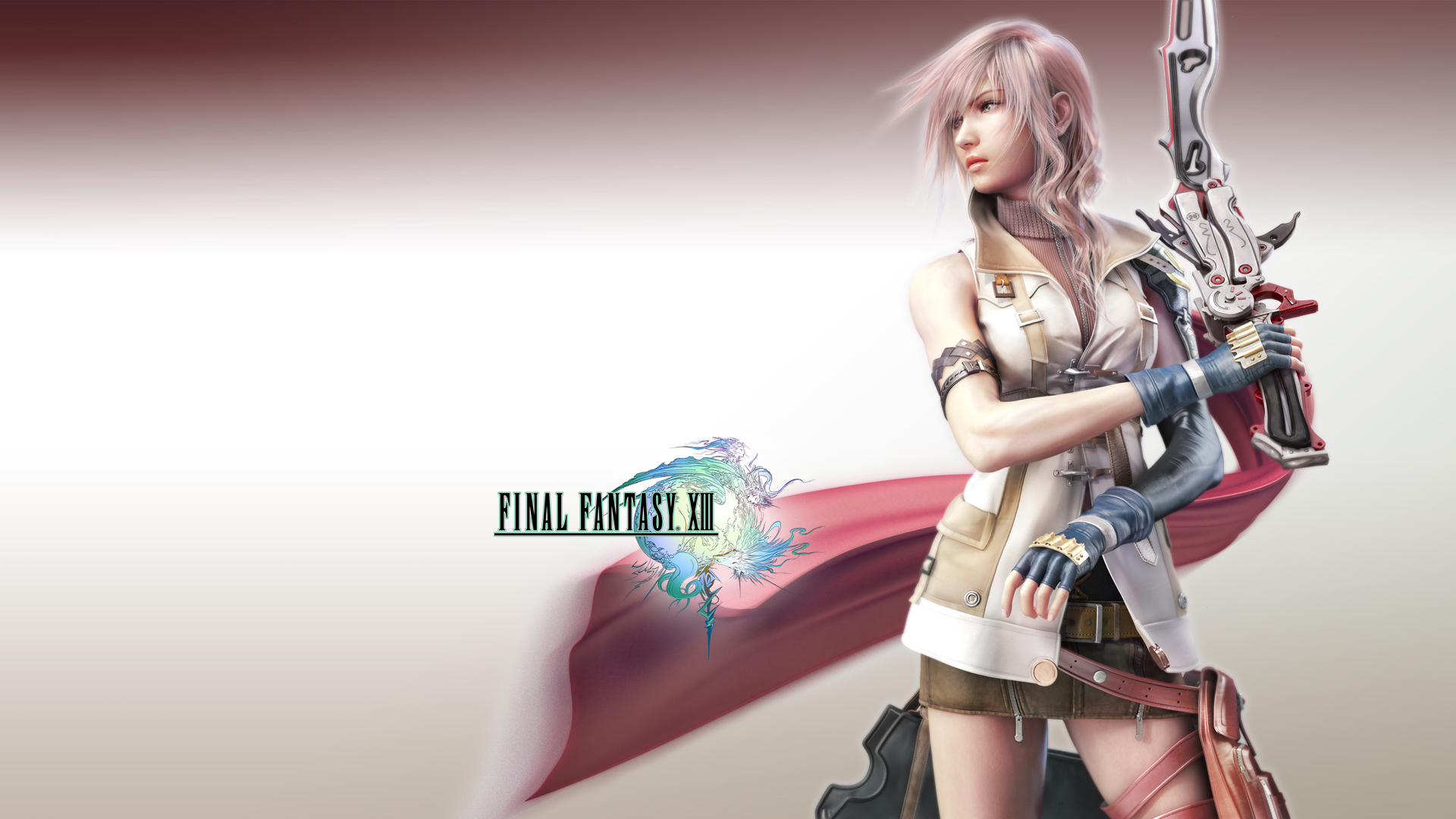 UP0082NPUB90216 3xHDVFinalFantasyIII Wallpaper Lightning HDjpg 1920x1080