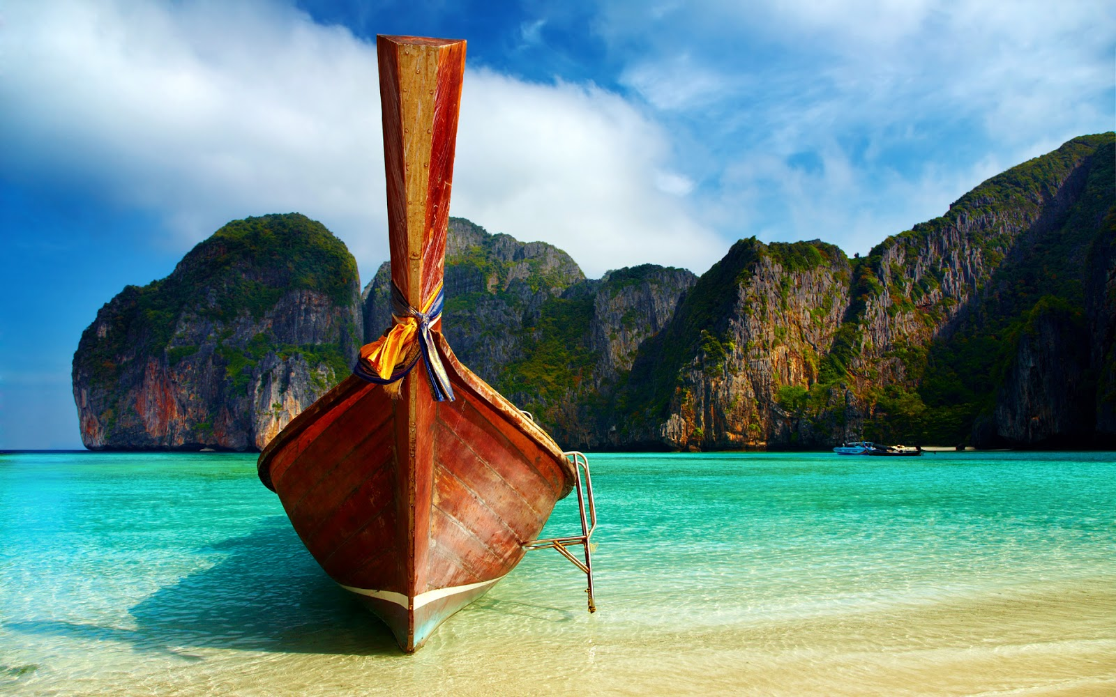 World Visits Thailand Beaches Wallpapers Hd Review 1600x1000