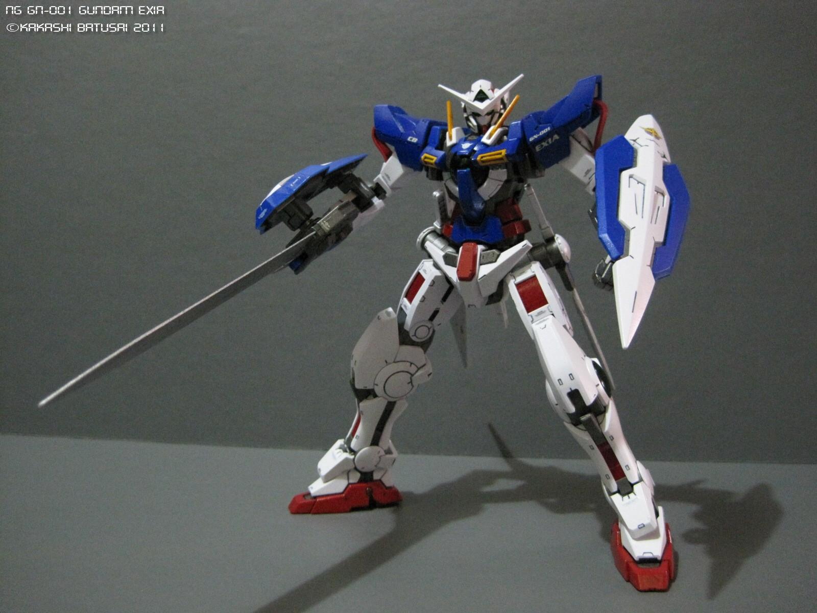 Gundam Exia 8 High Resolution Wallpaper   Animewpcom 1600x1200