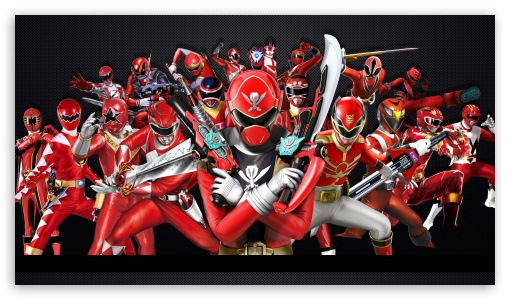 red ranger wallpaper - photo #32