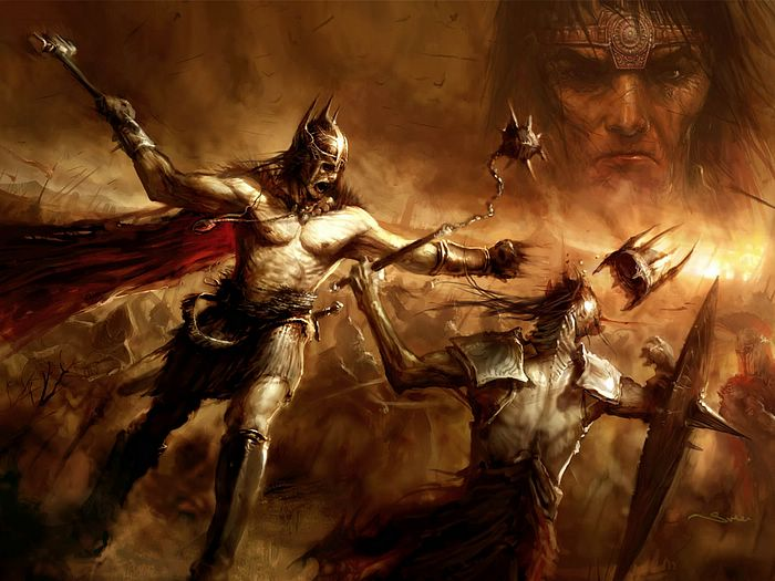 Wallpapers Pack Vol2   Online Action RPG   Age of Conan wallpaper 700x525