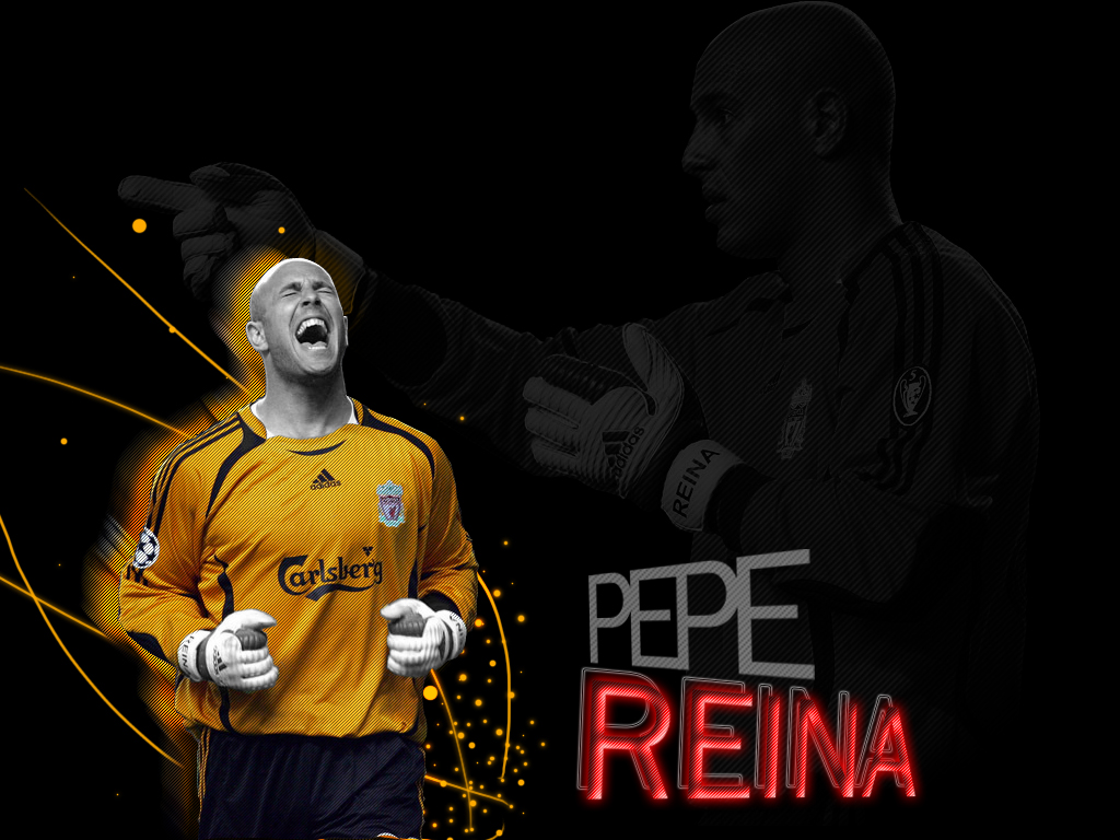 Pepe Reina Football Wallpaper   Football HD Wallpapers 1024x768