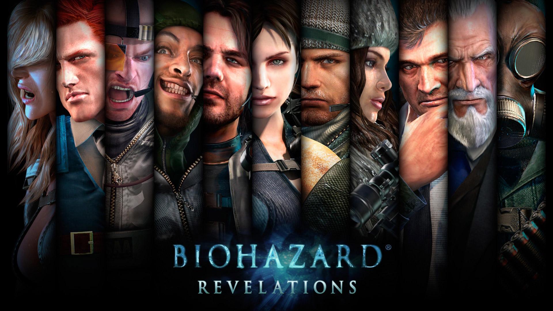 Free Download Vuelve Resident Evil Con Revelations 2 1920x1080