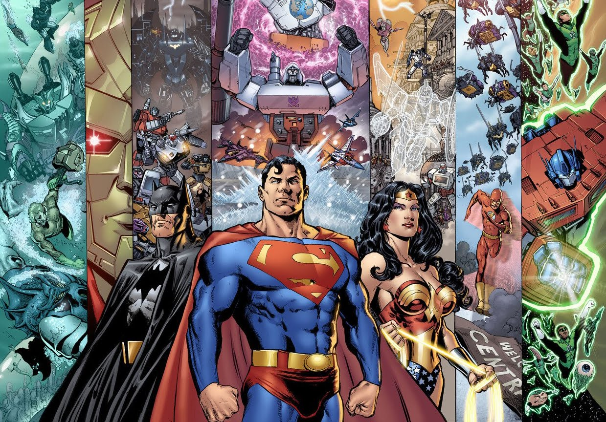 Free Download New 52 Justice League Wallpaper Justice League Of