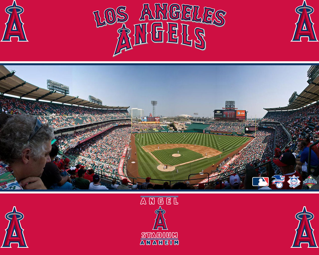 Los Angeles Angels Wallpapers Browser Themes amp More 1280x1024