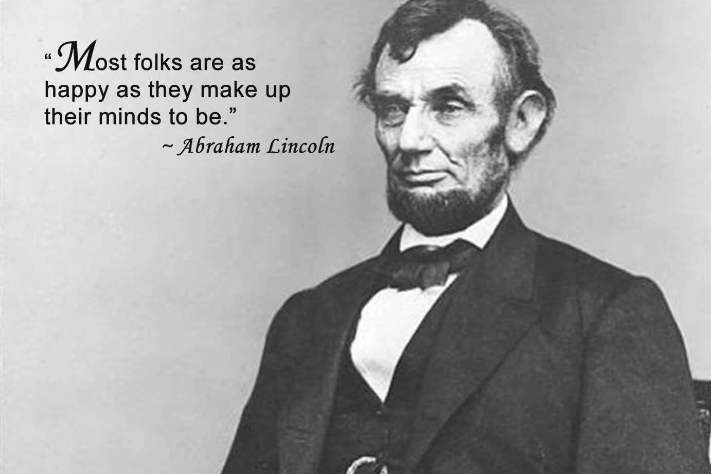 Abraham Lincoln Wallpapers 1382x922