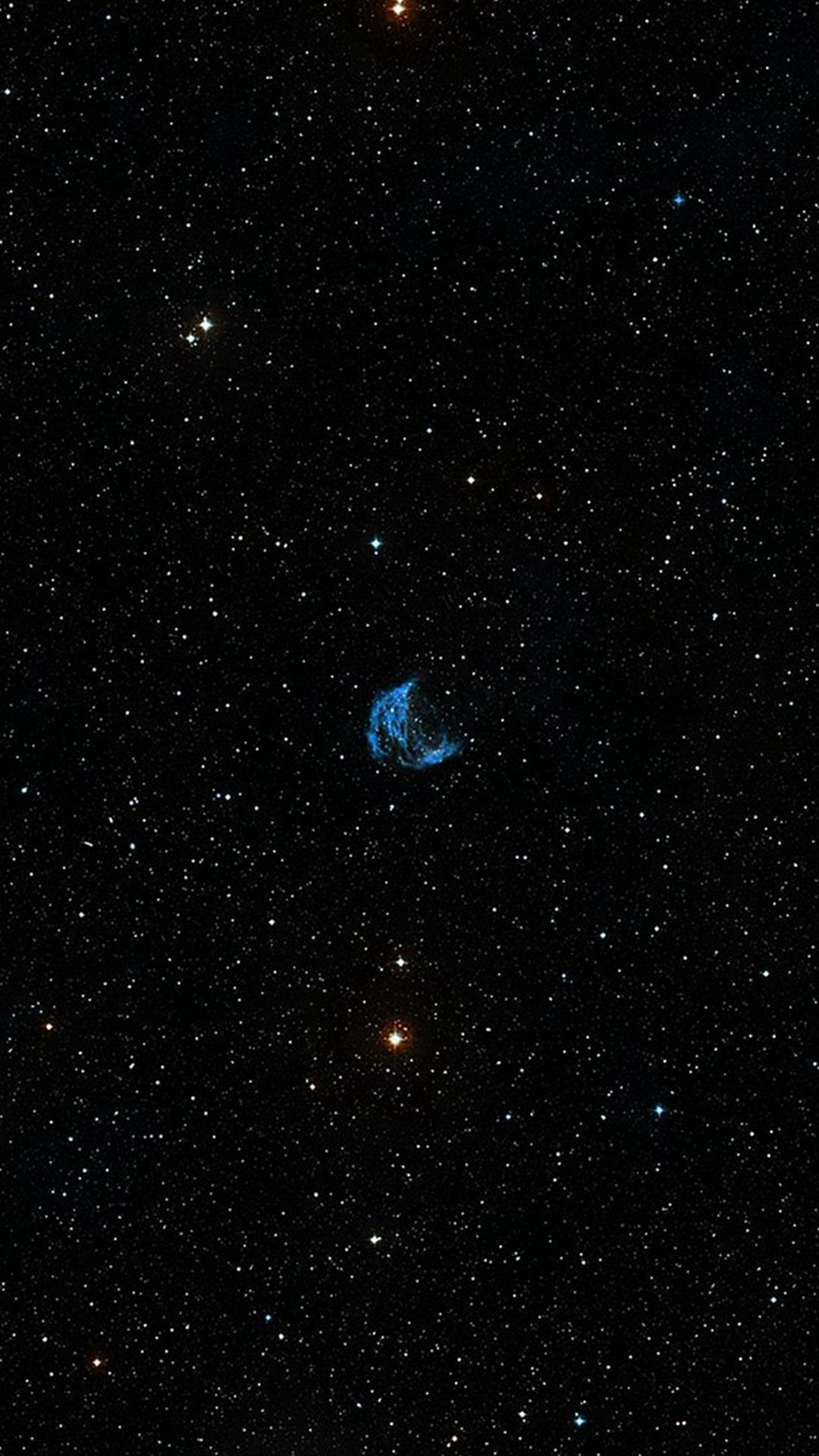 1080x1920 Dark Night Universe Star Galaxy Night Starry Space 1080x1920