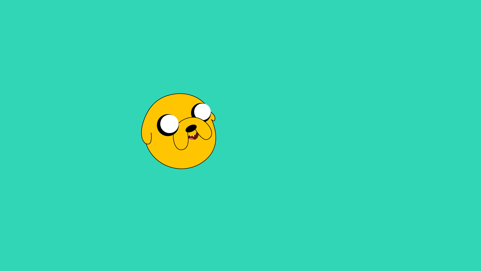 Adventure Time [Jake] wallpaper 1920x1080