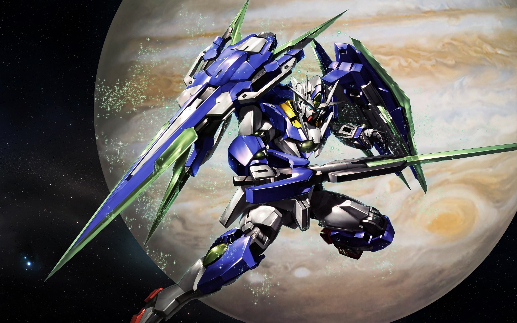 Gundam 00 Wallpaper 1969x1230 Gundam 00 1969x1230