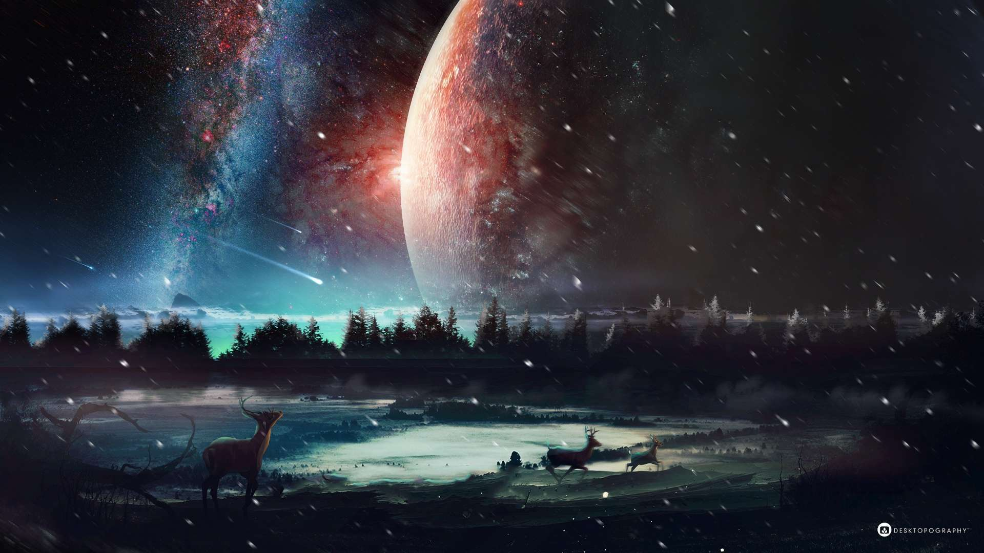 Universe Background Hd wallpaper.