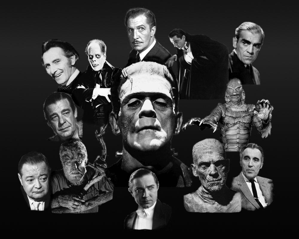 Classic Horror by Carlborne 1000x800