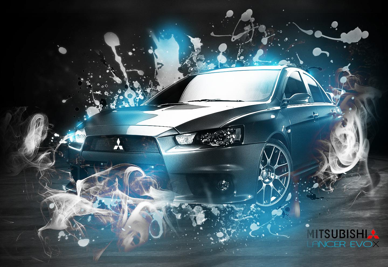 Free Download Mitsubishi Lancer Evo X Desktop Wallpapers And