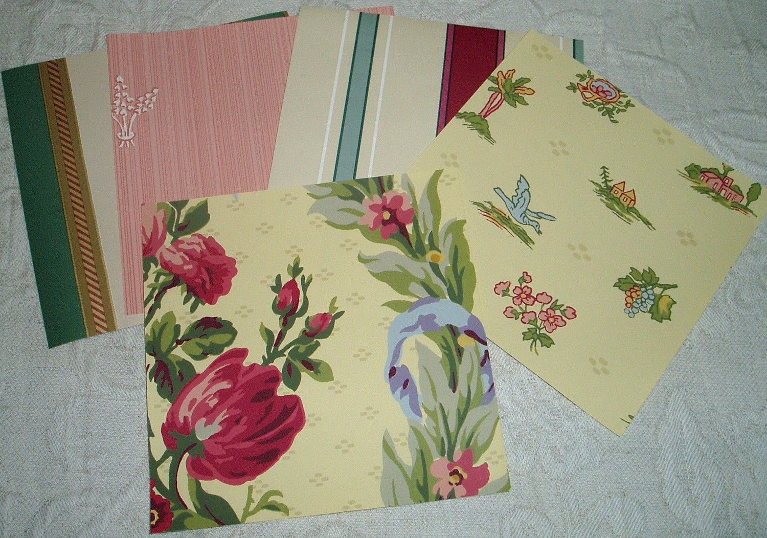 Discontinued Wallpaper Sample Books 1500x1052