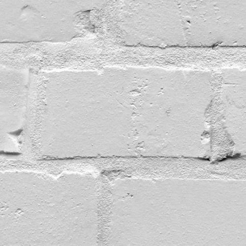 WhiteGrey Brick Wallpaper Wallpaper Brick brick effect wallpaper 500x500