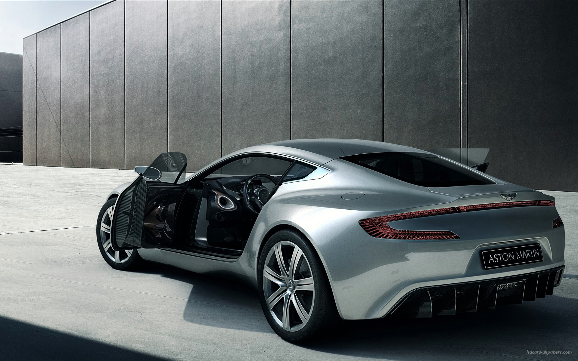 2010 Aston Martin One 77 Wallpaper 1920x1200