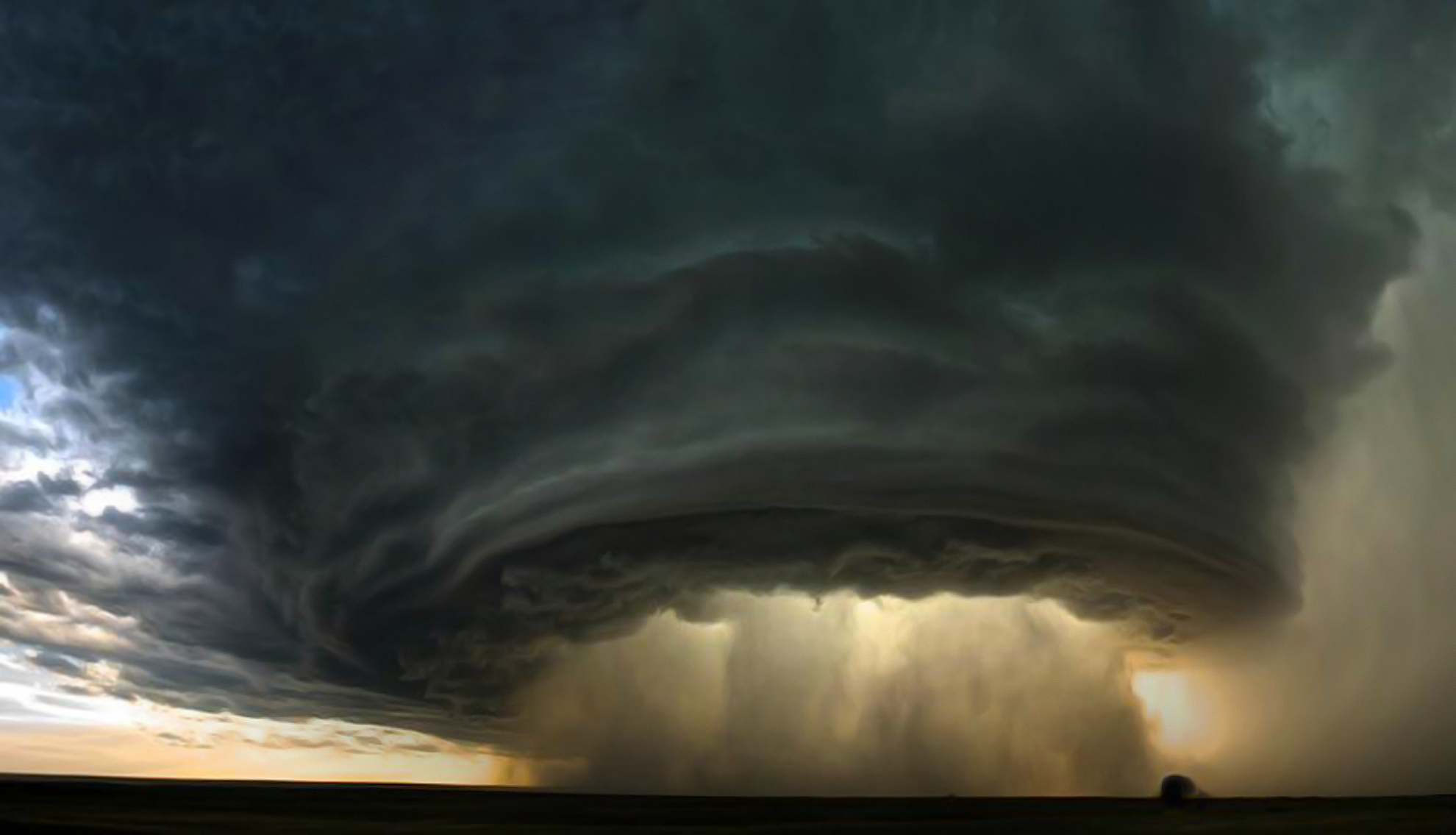 Supercell thunderstorm wallpapers 1980x1135