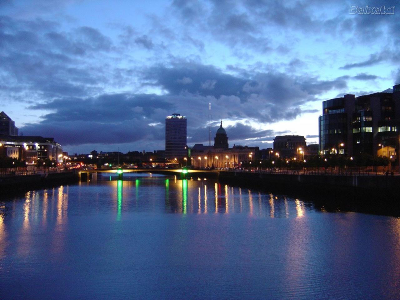 Dublin Ireland Landscape Wallpaper PicsWallpapercom 1280x960