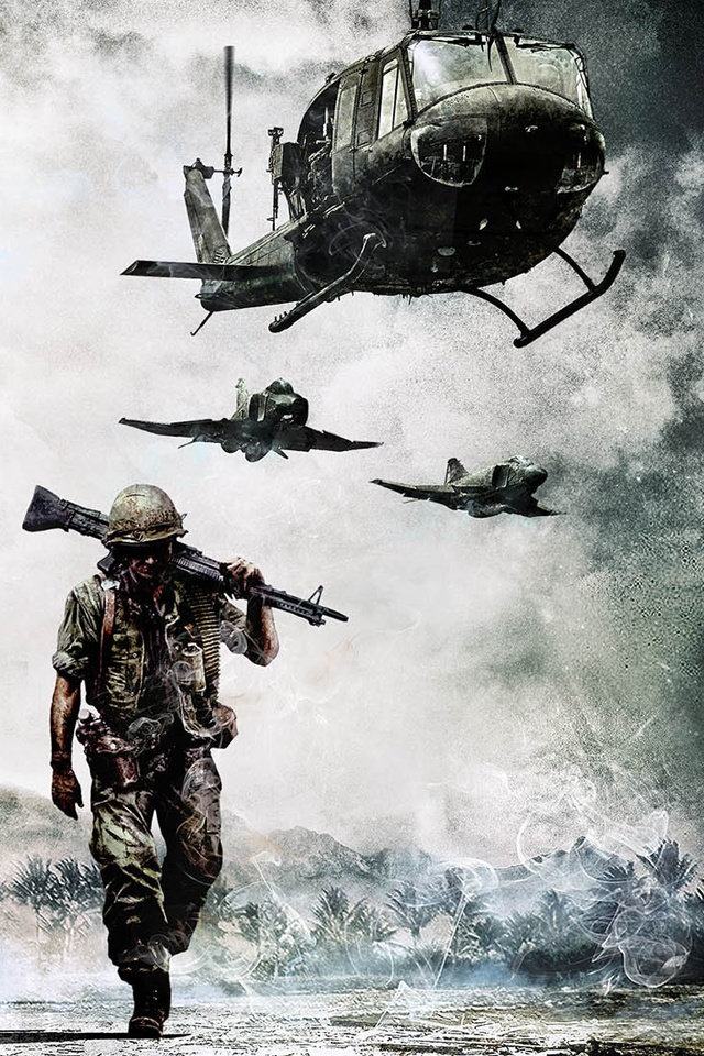 Vietnam War Wallpapers 1080p 1QG8464   4USkY 640x960