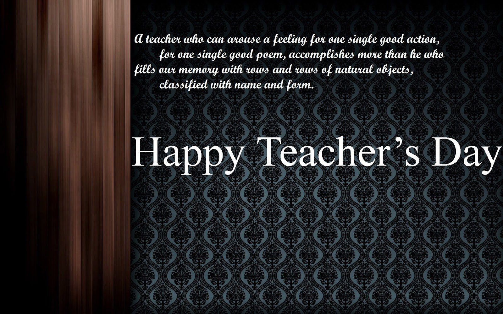 Instagram World Happy Teachers Day HD Images Wallpapers Pics 1600x1000