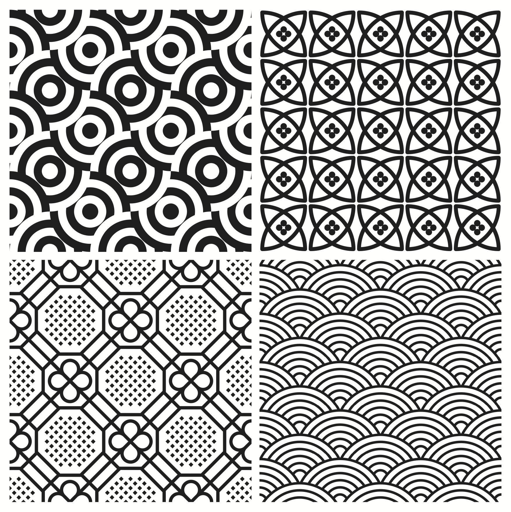 white checks wallpaper greek key wallpaper colorful arc wallpaper 1754x1756