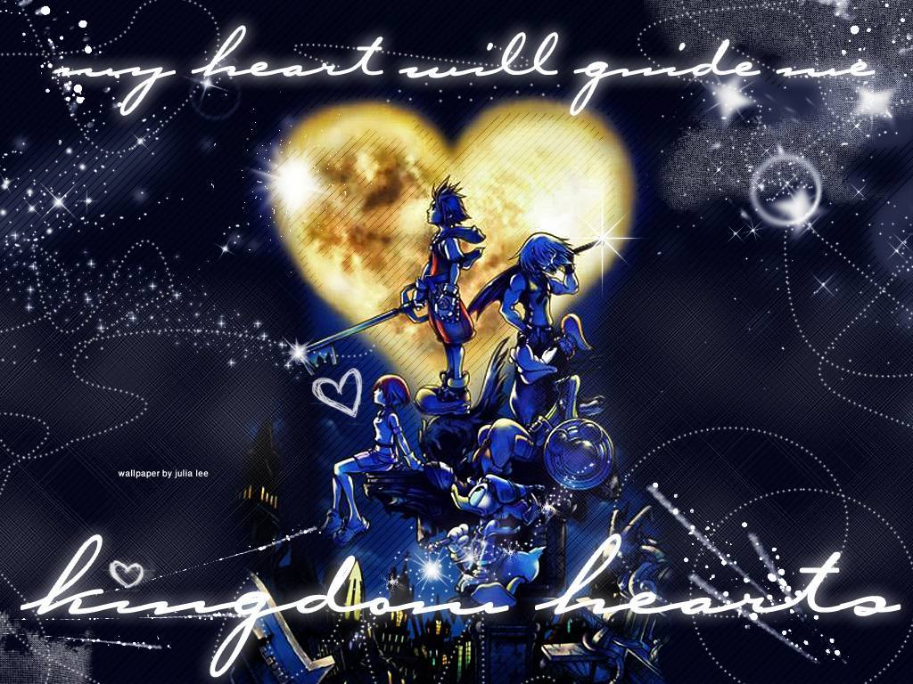 kingdom heart wallpaper   Kingdom Hearts Wallpaper 1024x768