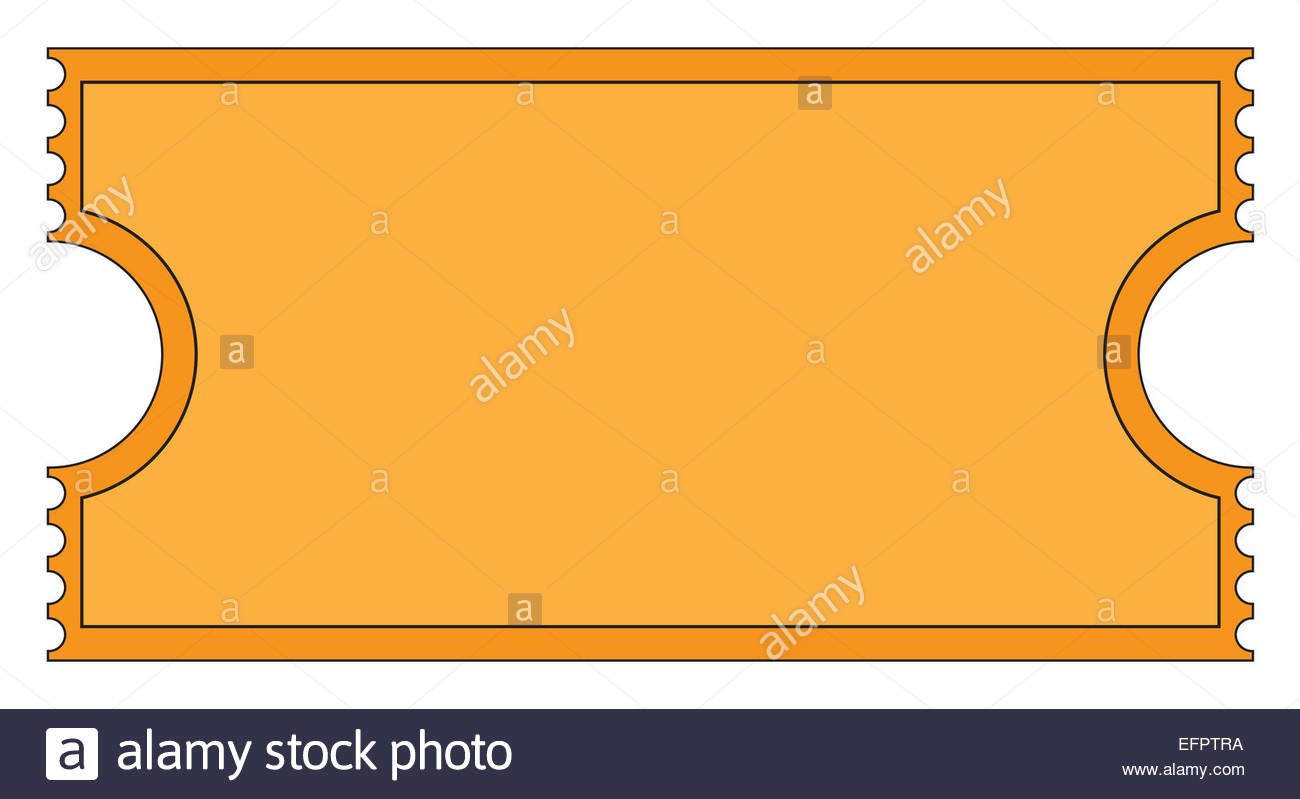 A cinema stub isolated on a white background Stock Photo 78563726 1300x799