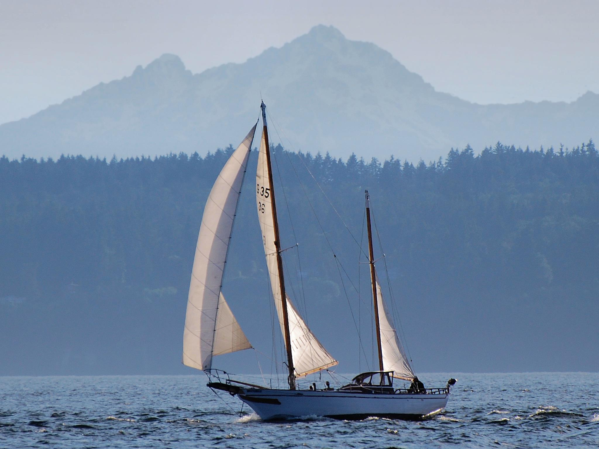 Pacific Northwest Boating Pacific Northwest J R Hudson 2048x1535